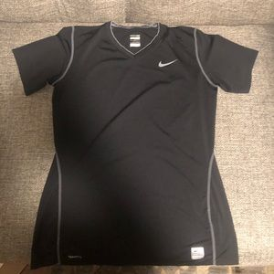 Women's Nike Pro Fitted Tee